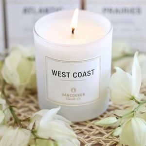 Vancouver Candle Co. West Coast Candle